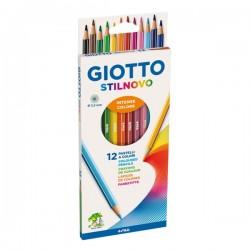 Giotto Stilnovo 12 matite...