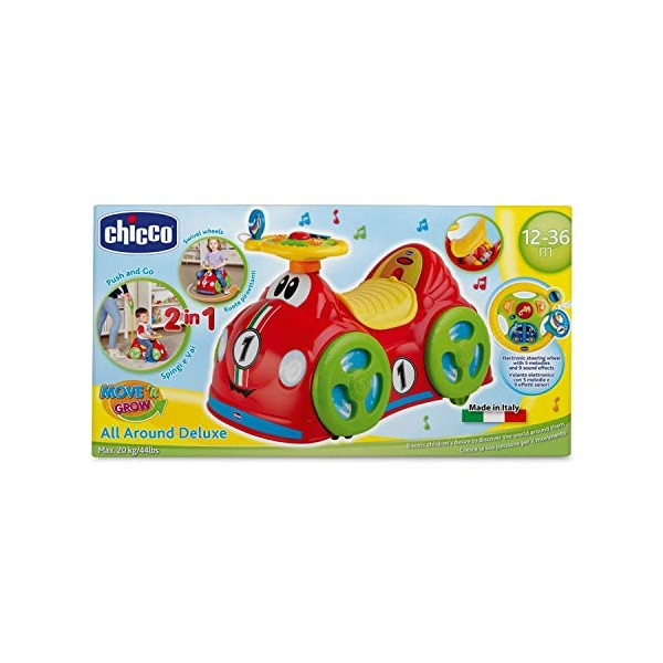 Chicco All Around Deluxe rosso