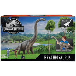 Jurassic World Brachiosauro