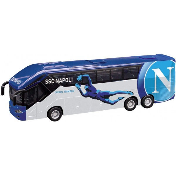 Bus Napoli Ssc Pull Back
