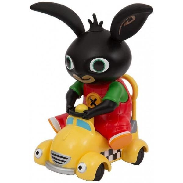 Bing Taxi Giallo