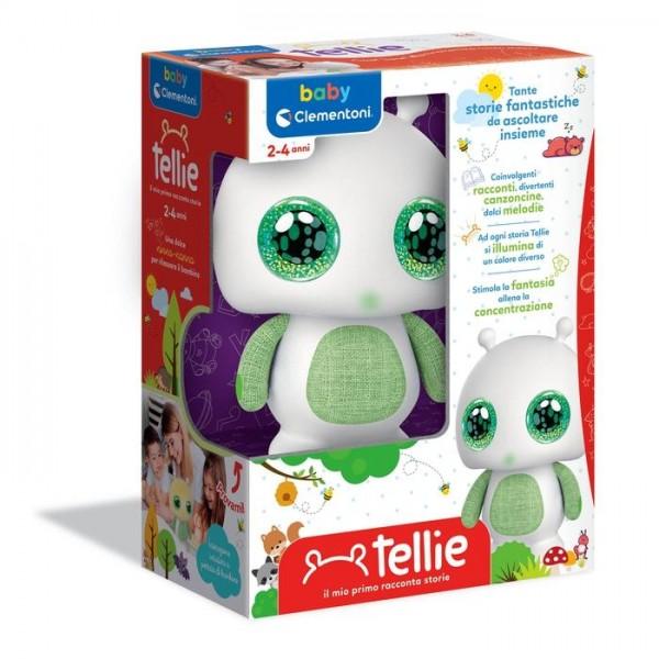 Baby Clementoni Tellie...