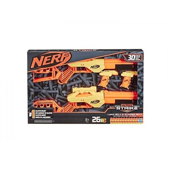 Nerf Alpha Strike Lunx e...