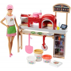 Barbie Pizza Chef Doll