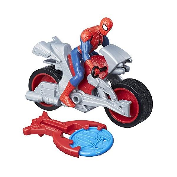 Blast & Go Spider Man