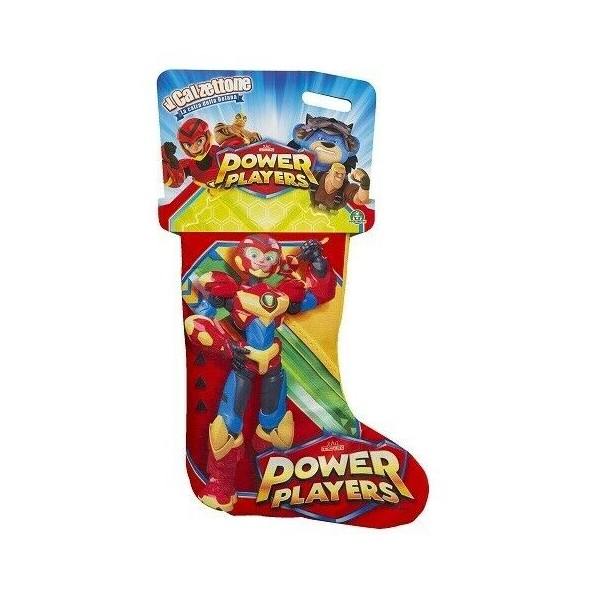 Calzettone Power Players...