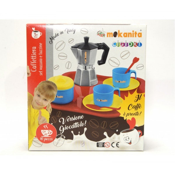 Mokina Set Caffettiera Con...