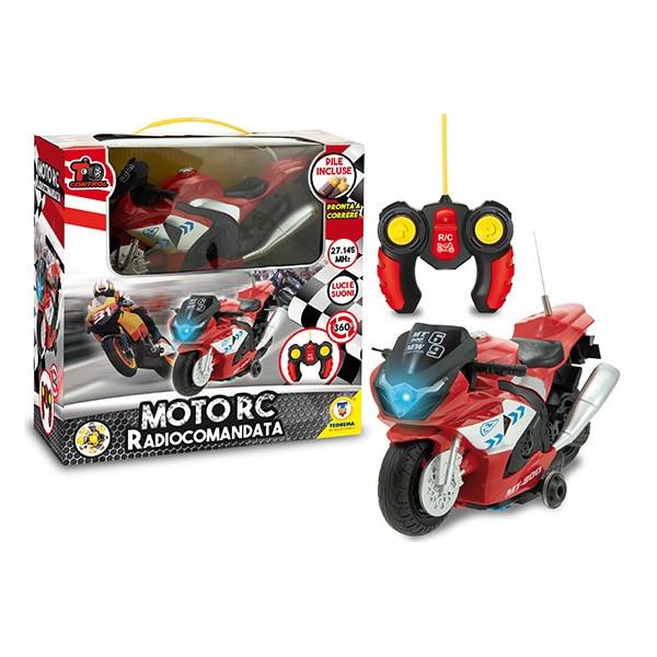 Moto Radiocomandata