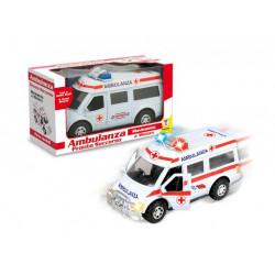 Ambulanza A Frizione