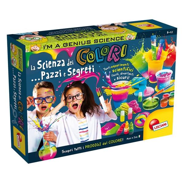 I'm a Genius Laboratorio...