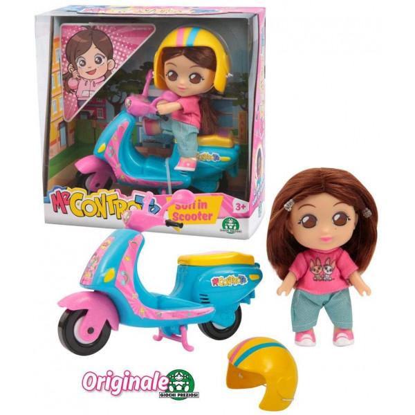 Me Contro Te Sofi in Scooter