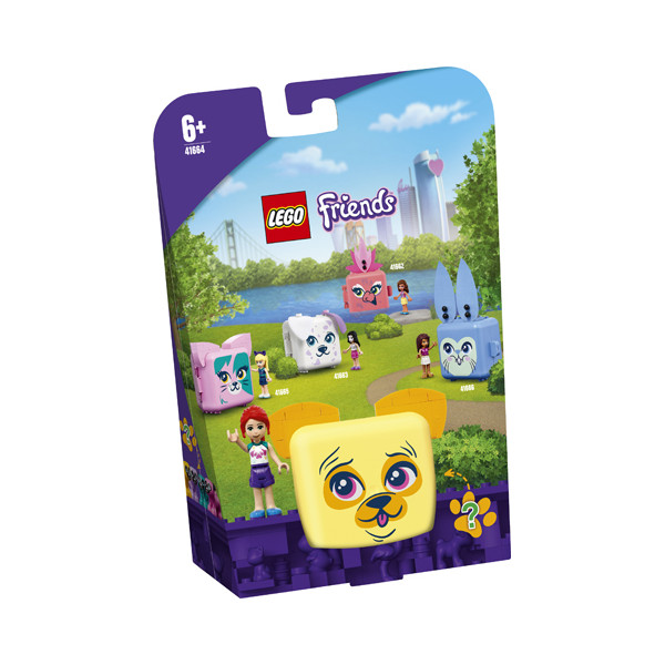 Lego Friends Cubo Carlino...