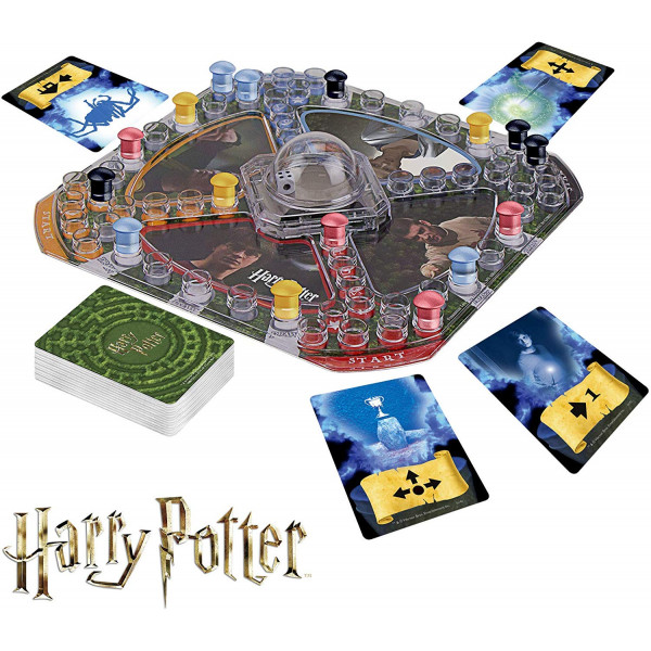 Harry Potter Torneo Tremaghi
