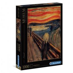 Puzzle 1000 Museum L'urlo...