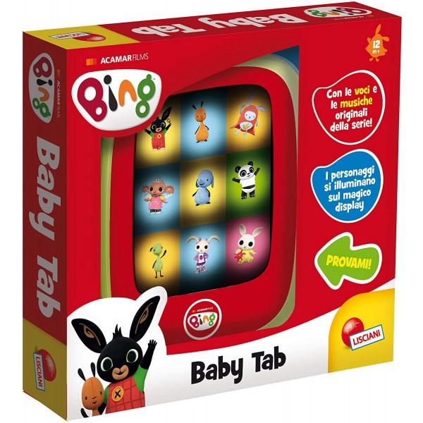 Bing Baby Tab