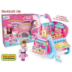 Playset Carrello Supermarket