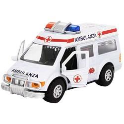 Ambulanza Pronto Soccorso 4...