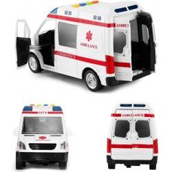 Ambulanza Luci e Suoni 30cm