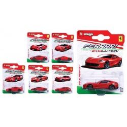 Burago Ferrari Evolution 1:72