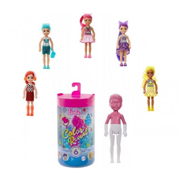 Barbie Color Reveal Chelsea...