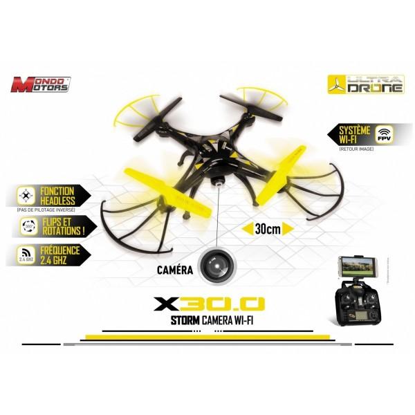 R/C Ultradrone X30.0 Storm...