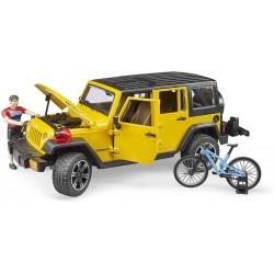 Bruder New Jeep con...