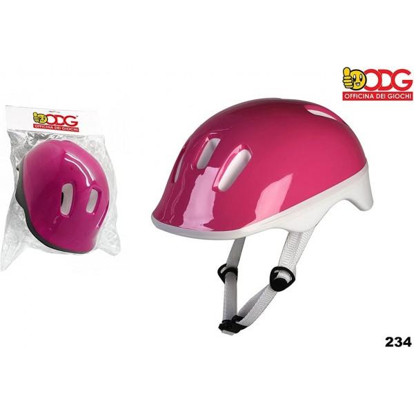 Casco Protezione Sport Rosa...