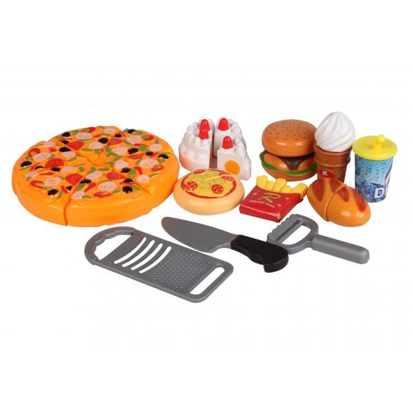 Set Pizza Hamburger ODG298