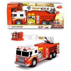 Camion Pompieri con Luci e...