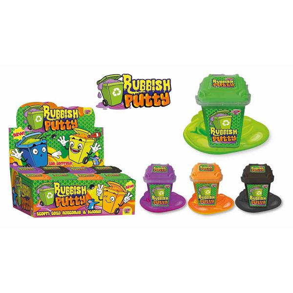 Rubbish Putty Slime