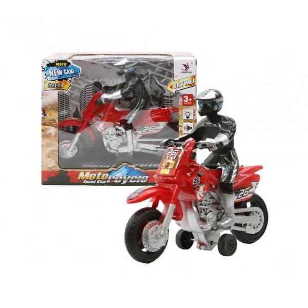 Motocicletta a Frizione Ass...