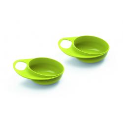 Nuvita Set 2 Ciotole Verde