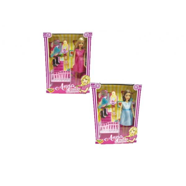 Bambola Anna Cuor di Mamma
