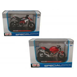 Maisto Moto Ducati 1:18 Ass