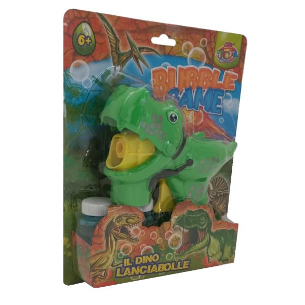 Bubble Game Dino