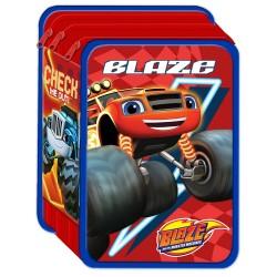 Astuccio 3 Zip Blaze