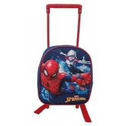 Trolley Asilo Spiderman 3D