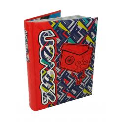 Seven Diario Pocket 16cm Boy