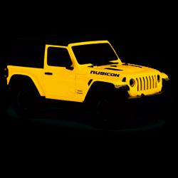 Auto R/C Jeep Wrangler 1:24