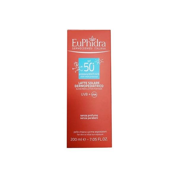 Euphidra Latte Solare 50+...