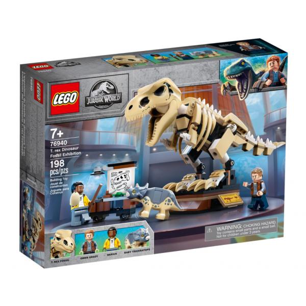 Lego Jurassic World La...