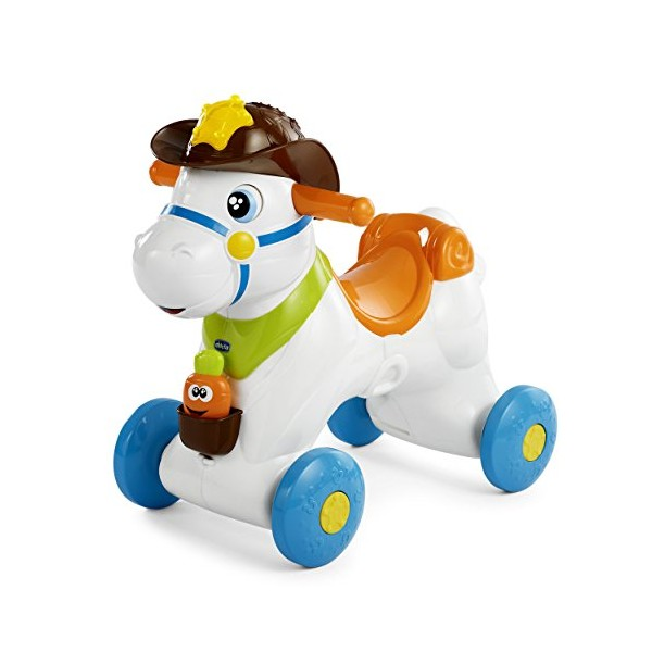 Chicco Baby Rodeo Cavallo a...