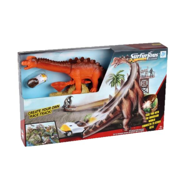 Pista Acrobatica Dino con...