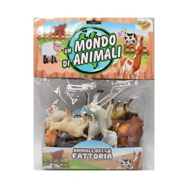 Un Mondo di Animali della...